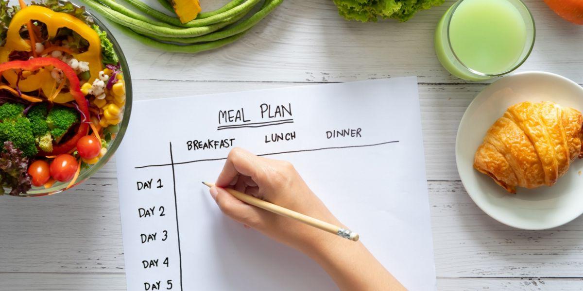 Plan régime