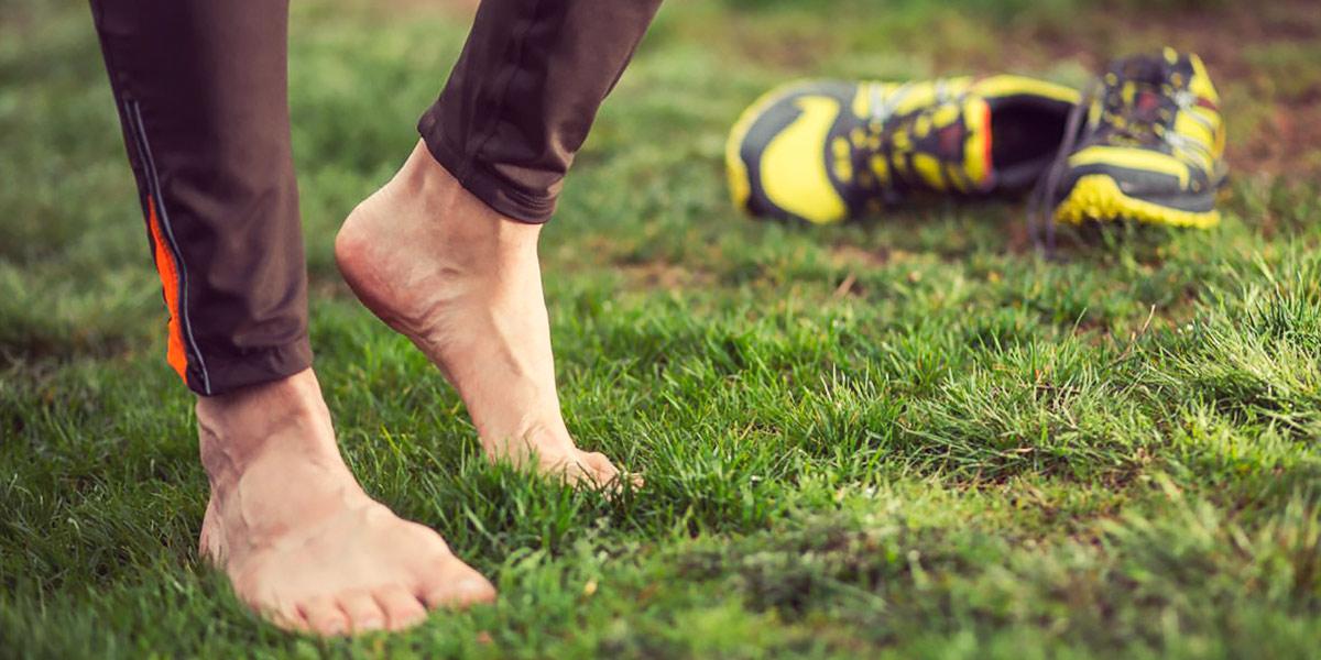 Courir dans les champs
