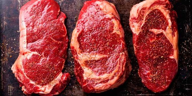 Quantité de protéines dans la viande