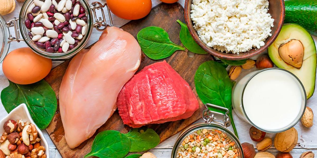 Protéines avant de faire du sport