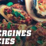 Recette aubergines farcies