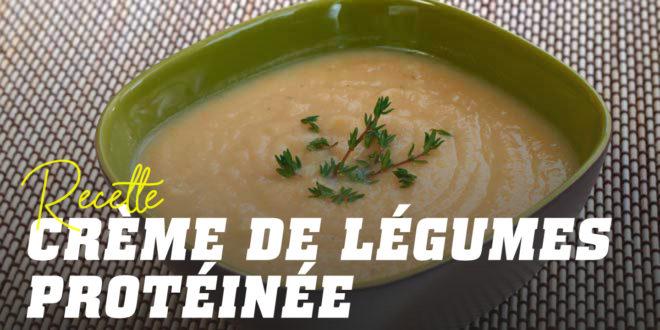Crème de Légumes Protéinée