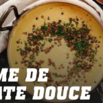 Recette crème de patate douce