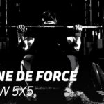 Routine de force: madcow 5x5