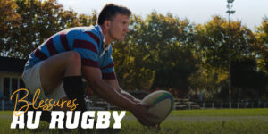 Blessures au rugby