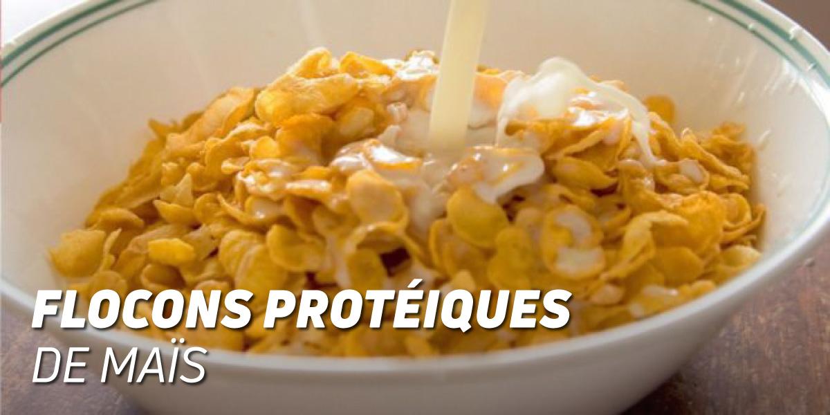 Flocons Protéiques de Maïs