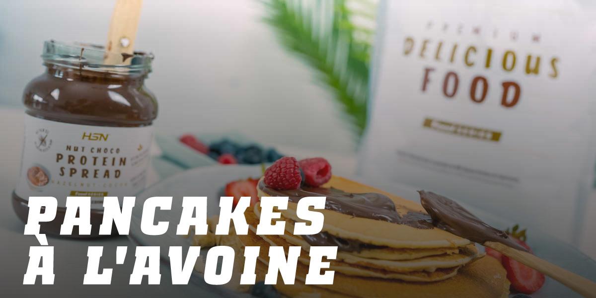 Pancakes Avoine HSN