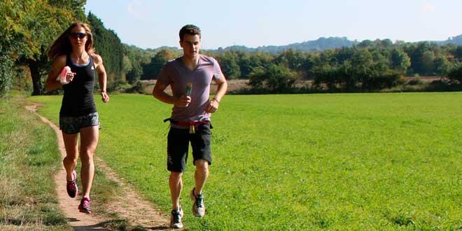 Protéines pour coureurs