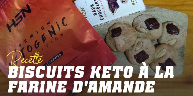 Biscuits Keto : Convient au régime cétogène !