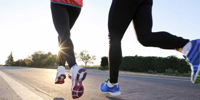 Avantages de courir