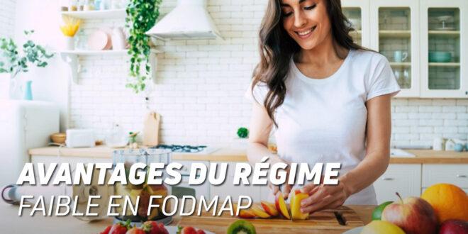 Avantages d'un Régime Faible en FODMAP