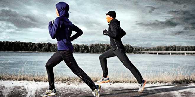 Climatologie et courir