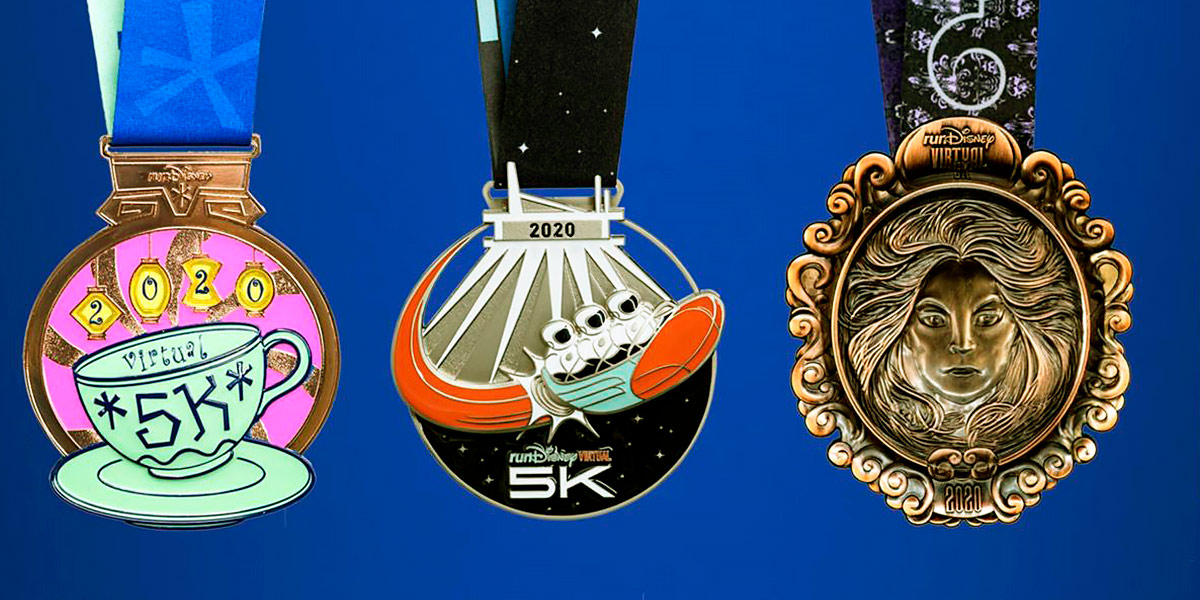 Médailles virtuelles