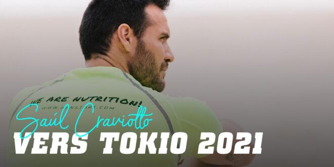 En route pour Tokyo 2021 : Une journée dans la vie d'un athlète, par Saúl Craviotto