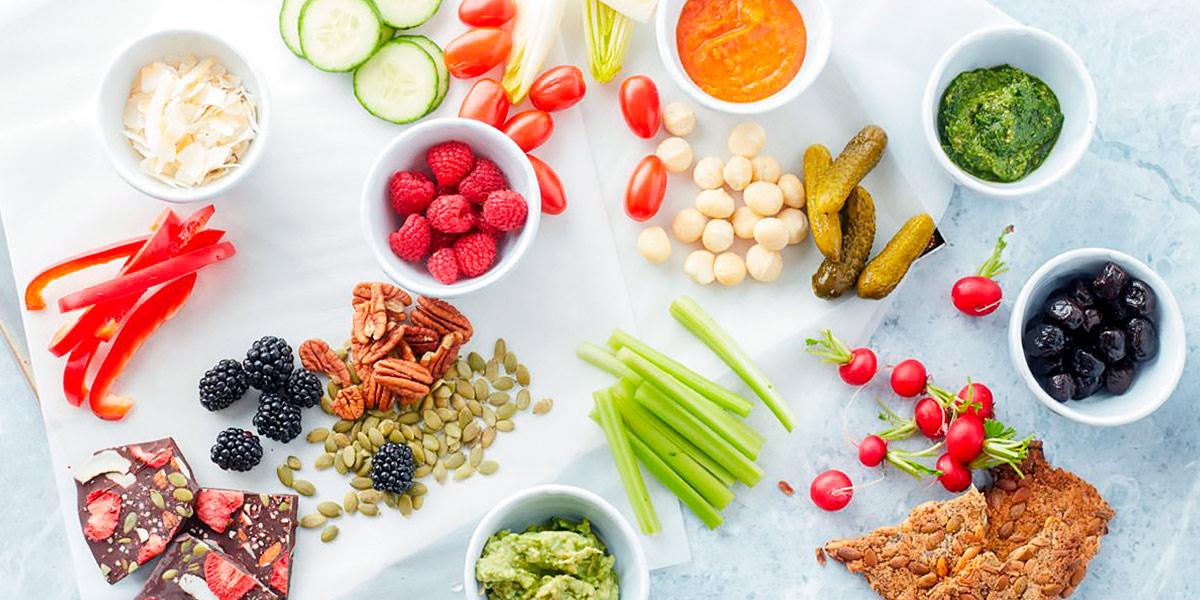Aliments Céto Vegan