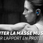 Augmenter la masse musculaire optimisser l'apport en protéines