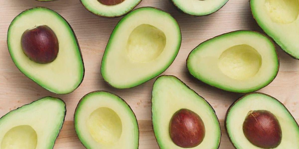 Avocat dans le régime céto vegan