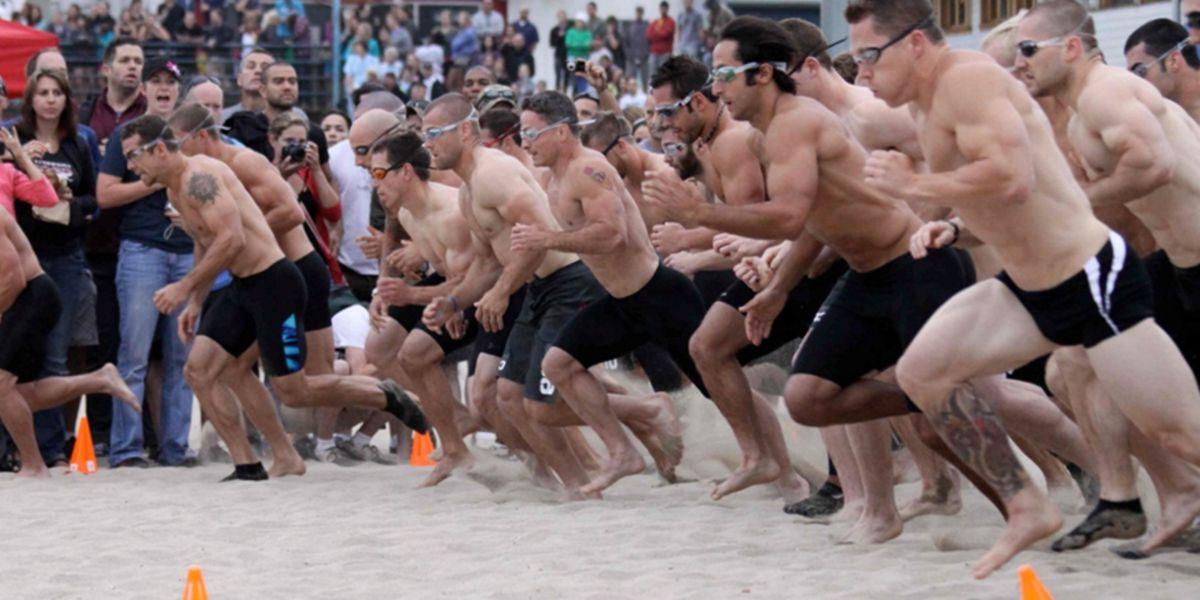 Compétition de CrossFit