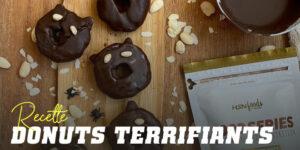 Donuts terrifiants
