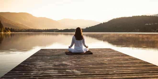 Méditation contre la dépression et l'anxiété
