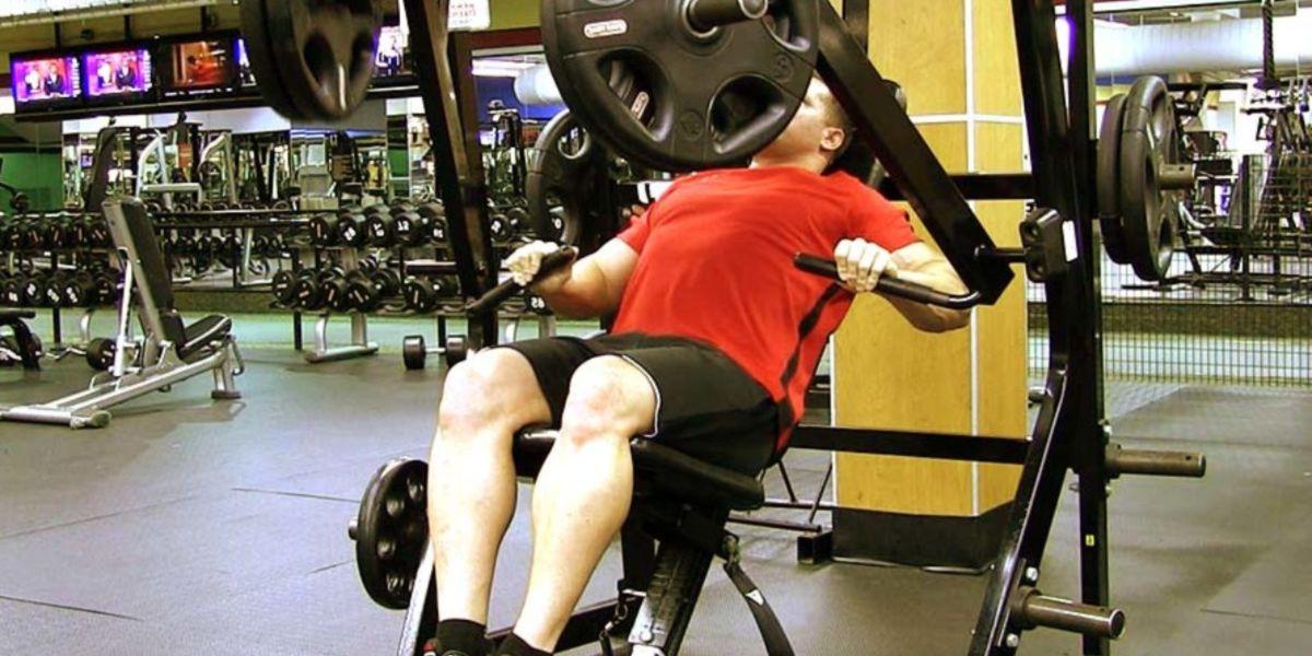 Exercice Press Hammer