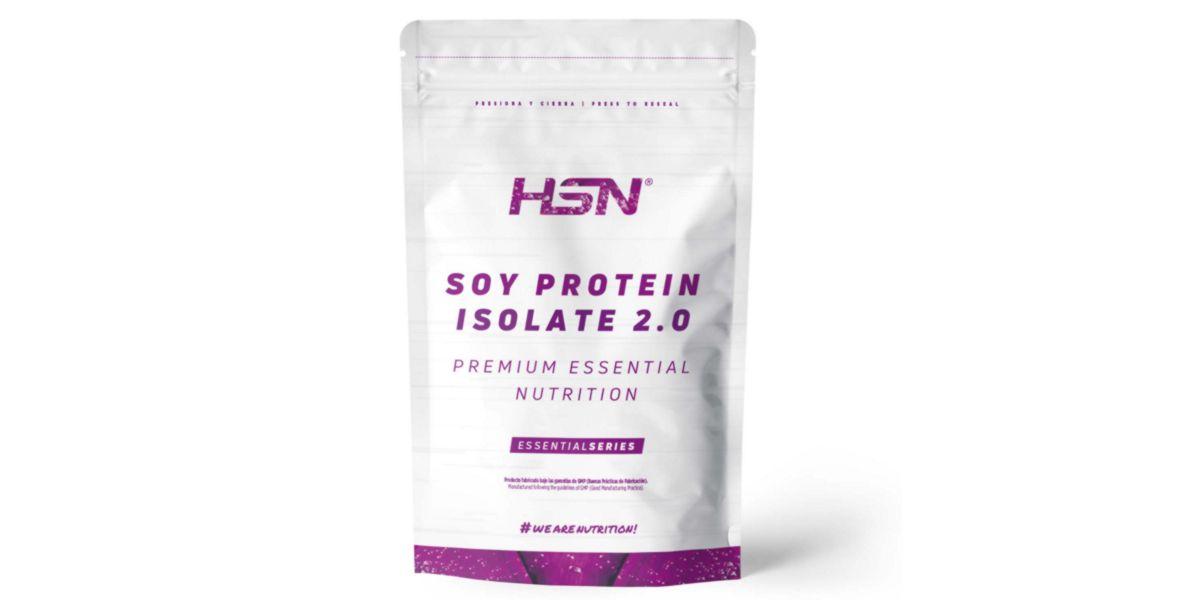 Isolat de Protéine de Soja de HSN