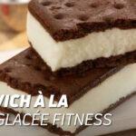 Sandwich à la Crème Glacée Fitness