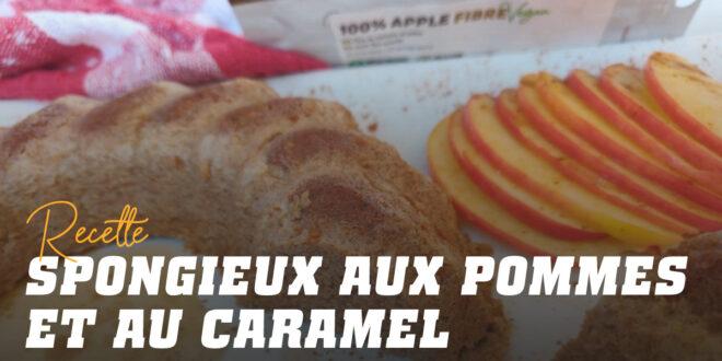 Moelleux aux Pommes et au Caramel