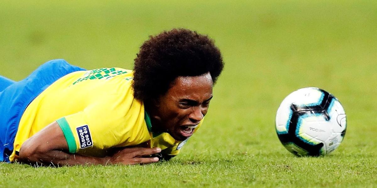Blessures de déséquilibre musculaire au football