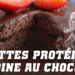 Crêpes à l'Avoine avec Crème Chocolatée Protéinée HSN