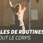 Exemples de Routines Full Body