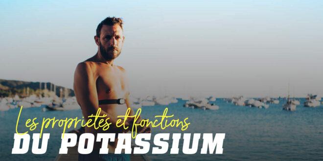 Potassium : Minéral clé pour l'équilibre intégral de l'organisme