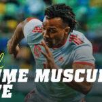 volume musculaire footballeur