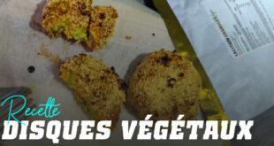 Disques Végétals avec Lécithine de Soja