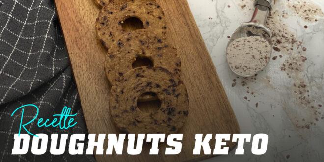 Doughnuts Keto, une collation parfaite !