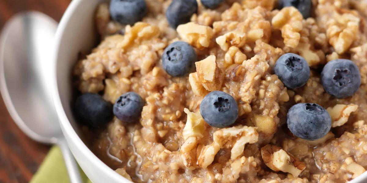 Porridge ou Bouillie d'Avoine