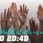 Ratio Numérique 2D: 4D