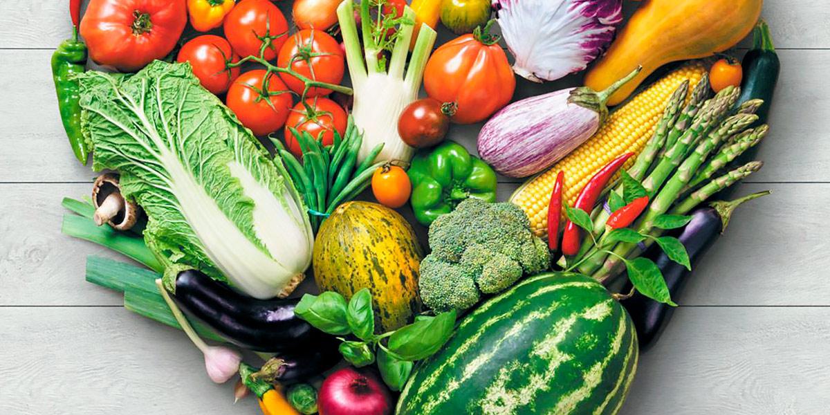 Régimes à base de légumes