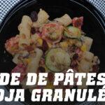 Salade de Pâtes à la Lécithine de Soja