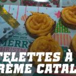 Tartelettes à la Crème Catalane