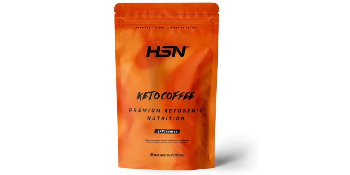 Keto Coffee de KetoSeries pour augmenter l'énergie