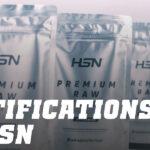 cGMP et HACCP: Découvrez les Certifications de HSN