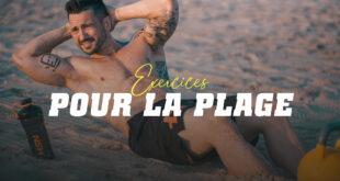 Exercices pour la plage