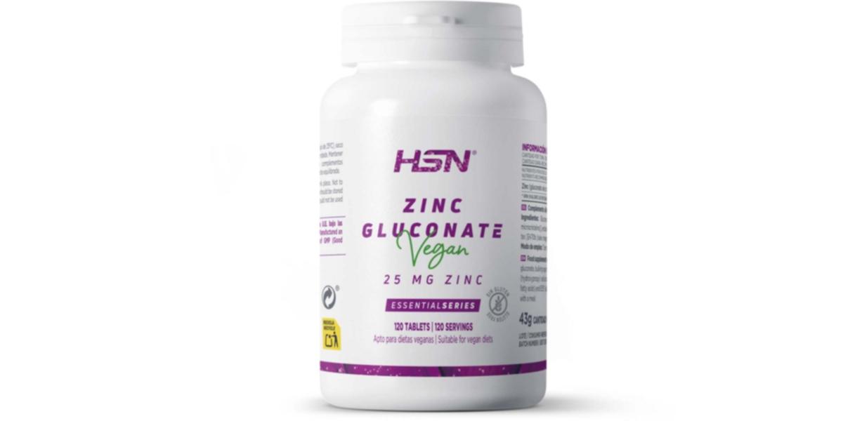 Gluconate de Zinc de EssentialSeries
