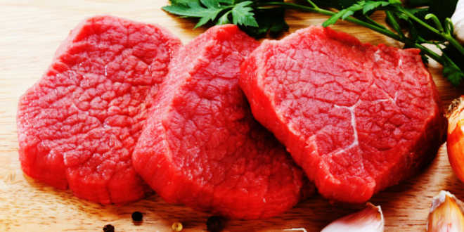 Red Meat Carnitine Source