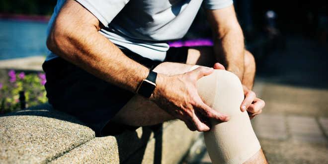 Injuries bones sports