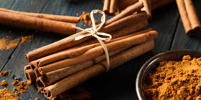 Cinnamon – Properties, types and benefits for health