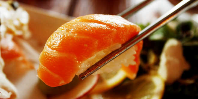 Salmon is rich in coenzyme Q10