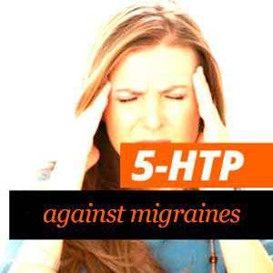 5-HTP against migraines