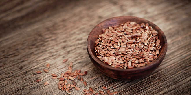 Linseed and weight loss
